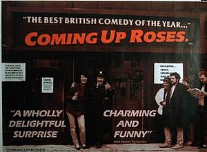 Coming Up Roses - Image: Coming Up Roses Film Poster