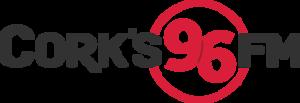 Cork's 96FM - Image: Cork's 96FM logo 2016