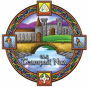 Templenoe GAA - Image: Cresttemplenoe