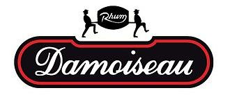 Damoiseau (rum) - Image: Damoiseau Rum logo