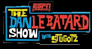 The Dan Le Batard Show with Stugotz - Image: Dan Le Batard Show logo