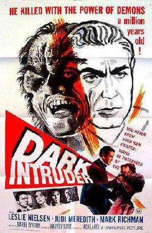 Dark Intruder - Theatrical poster to Dark Intruder