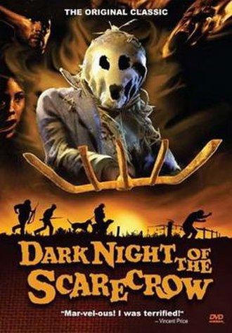 Dark Night of the Scarecrow - DVD cover