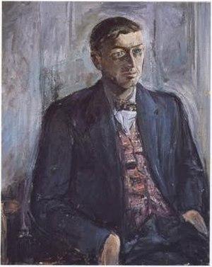 David Gascoyne - David Gascoyne, by Patrick Swift, 1958