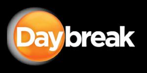 Daybreak (2010 TV programme) - Daybreak final titlecard from September 2012.