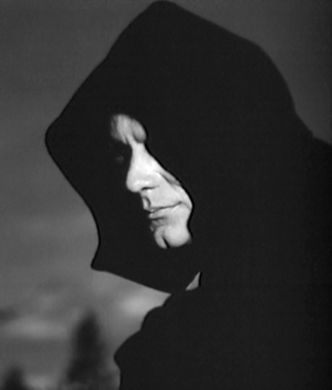 Bengt Ekerot - As Death in The Seventh Seal (1957).
