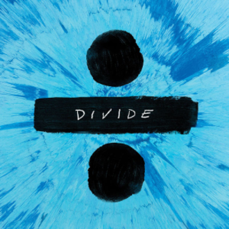 ÷ (album) - Image: Divide cover