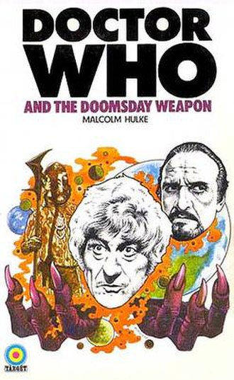 Colony in Space - Image: Doctor Who and the Doomsday Weapon