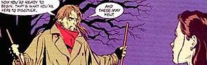 Richard Dragon - Dragon as sensei to Barbara Gordon.