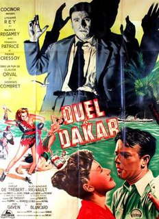<i>Duel in Dakar</i> 1951 film by Georges Combret