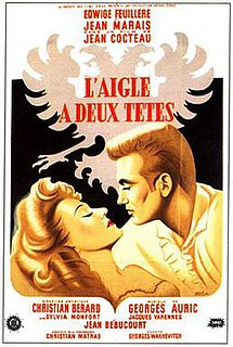 <i>The Eagle with Two Heads</i> 1948 film by Jean Cocteau
