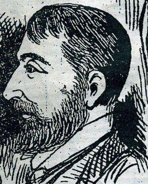 Edmund Reid - Reid in 1888