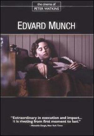 Edvard Munch (film) - DVD cover