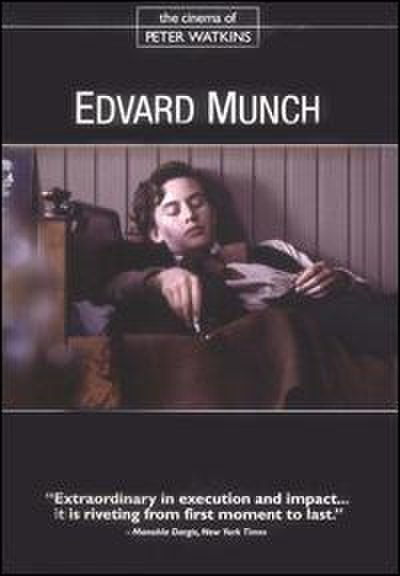 Picture of a movie: Edvard Munch