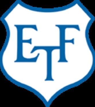 Eidsvold TF - Logo.
