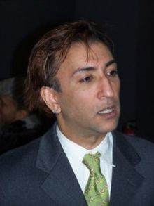 El-Farouk Khaki nomination campaign launch Apr5-07.jpg