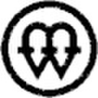 Identifying marks on euro coins - Image: Euro mintmark poland