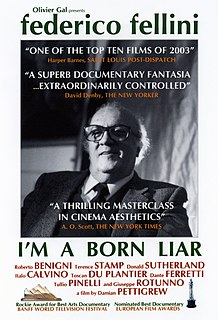 <i>Fellini: Im a Born Liar</i> 2002 French film