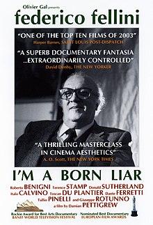 I'm a Born Liar Poster