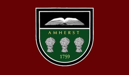 Flag of Amherst