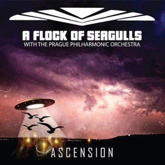 Ascension (A Flock of Seagulls album) - Image: Flockof Seagulls Ascension