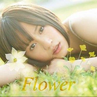 Flower (Atsuko Maeda song) - Image: Flower Regular Edition 2