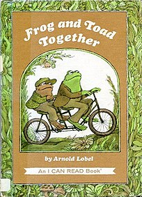 <i>Frog and Toad Together</i> book by Arnold Lobel