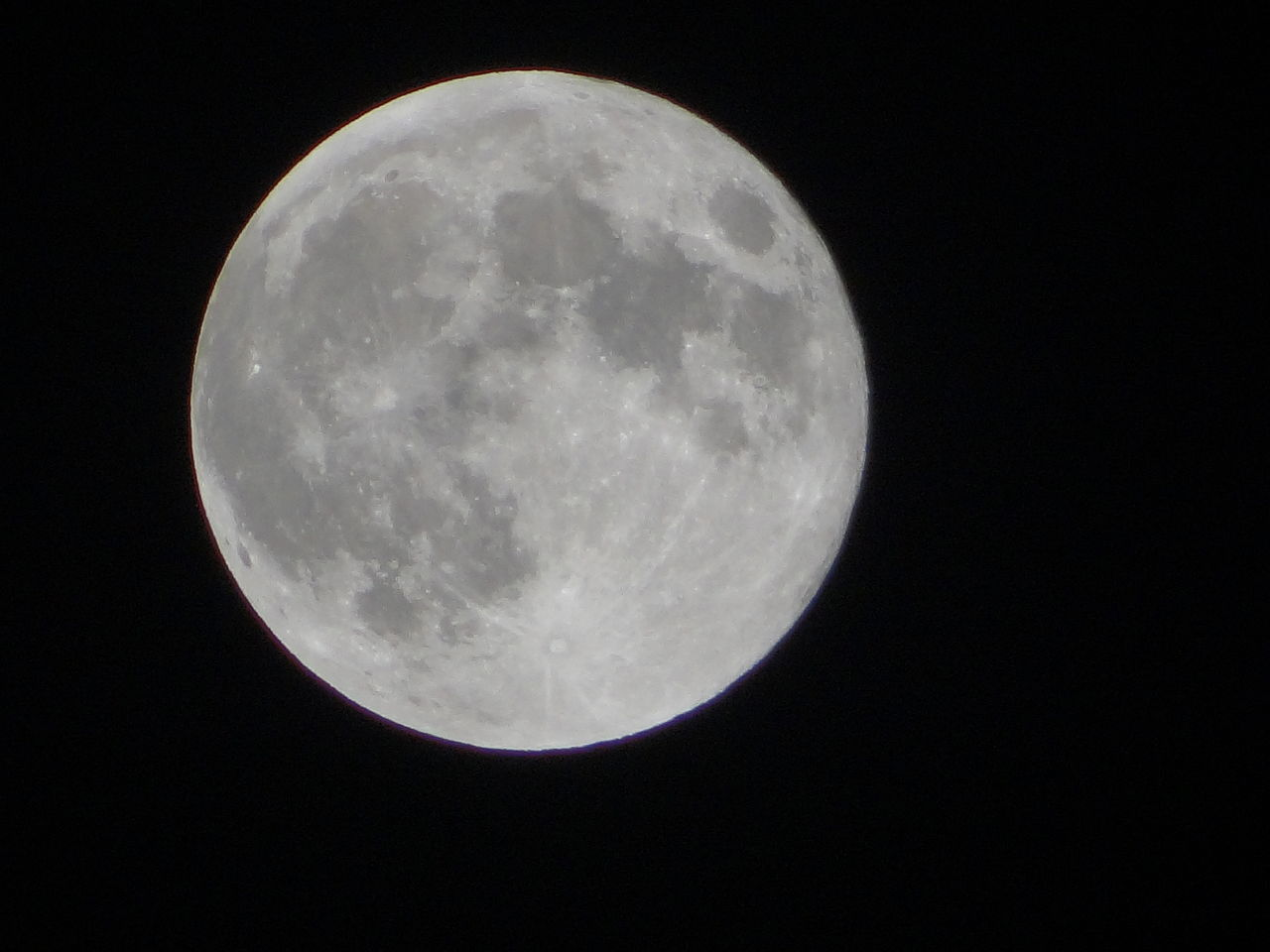 how many full moons in a month - photo #11