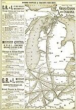 Grand Rapids and Indiana Railroad Wikipedia