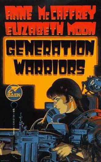 Generation Warriors - Cover sample