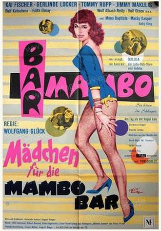 Girls for the Mambo-Bar - Image: Girls for the Mambo Bar
