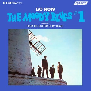 The Magnificent Moodies - Image: Go Now The Moody Blues