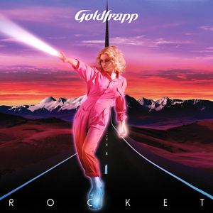 Rocket (Goldfrapp song) - Image: Goldfrapp Rocket