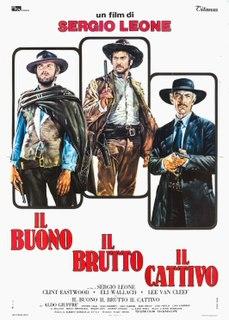 1966 film directed by Sergio Leone
