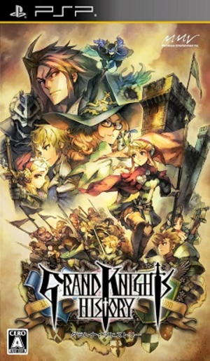 Grand Knights History - Image: Grand Knights History Cover