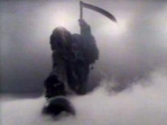 HIV/AIDS in Australia - Grim reaper advertisement