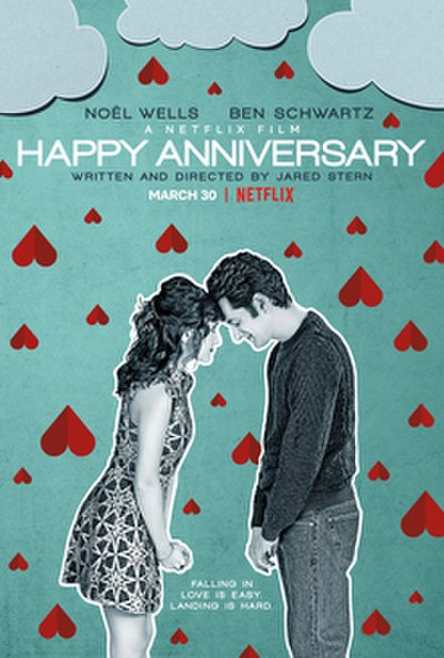 Picture of a movie: Happy Anniversary