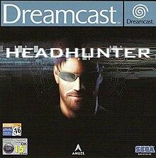jogo headhunter dreamcast