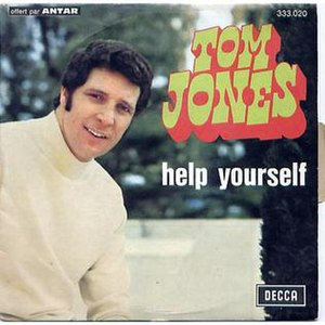 Help Yourself (Tom Jones song) - Image: Help Yourself Tom Jones