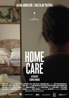 <i>Home Care</i> (film) 2015 film by Slávek Horák
