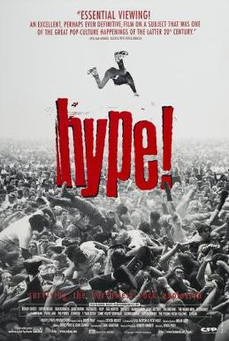 Hype! - Image: Hype! Film Poster