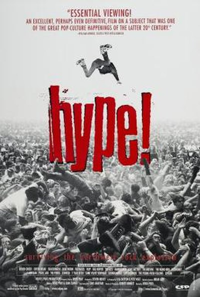 Picture of a movie: Hype!