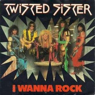 I Wanna Rock - Image: I Wanna Rock
