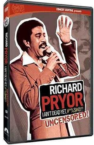 Richard Pryor: I Ain't Dead Yet - Image: I ain't dead yet