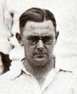 Ian Cromb - Ian Cromb in 1936