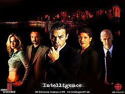 intelligence canadian tv series wikipedia