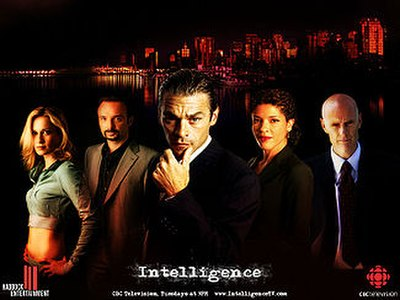 Picture of a TV show: Intelligence