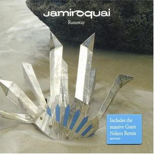 Runaway (Jamiroquai song) - Image: Jamiroquai Runaway 1Track Promo