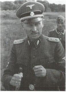Vilis Janums Latvian military officer