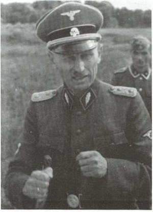 Vilis Janums - Janums in 1943